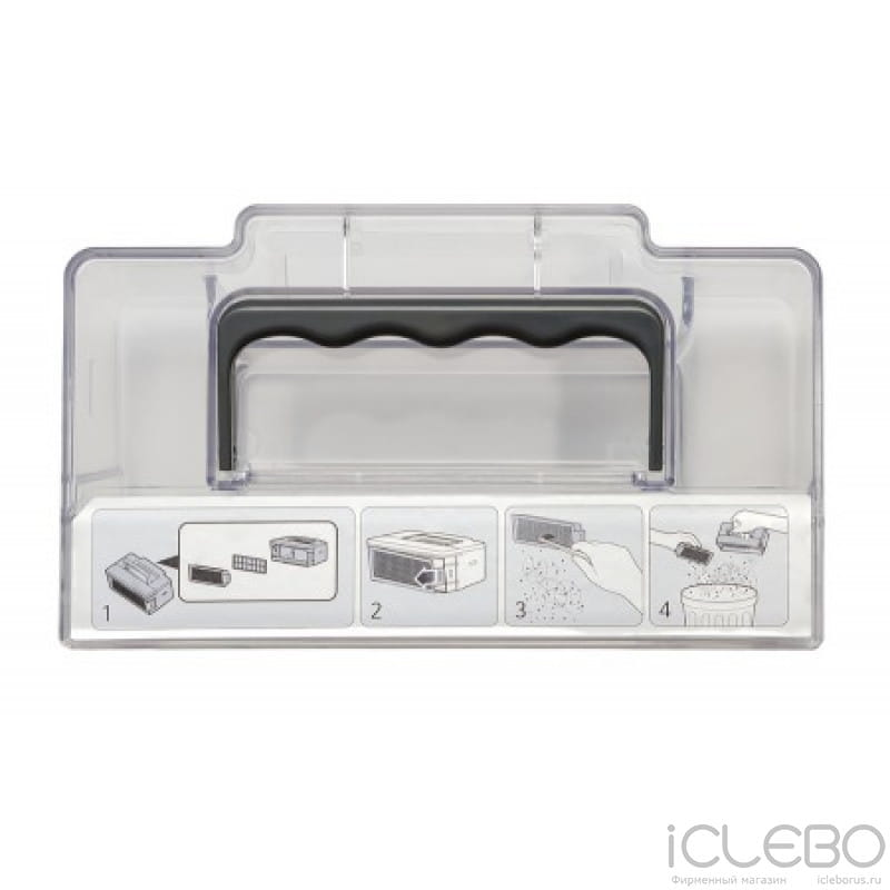 для iClebo O5 и Omega YCR-M00-09 в фирменном магазине iClebo