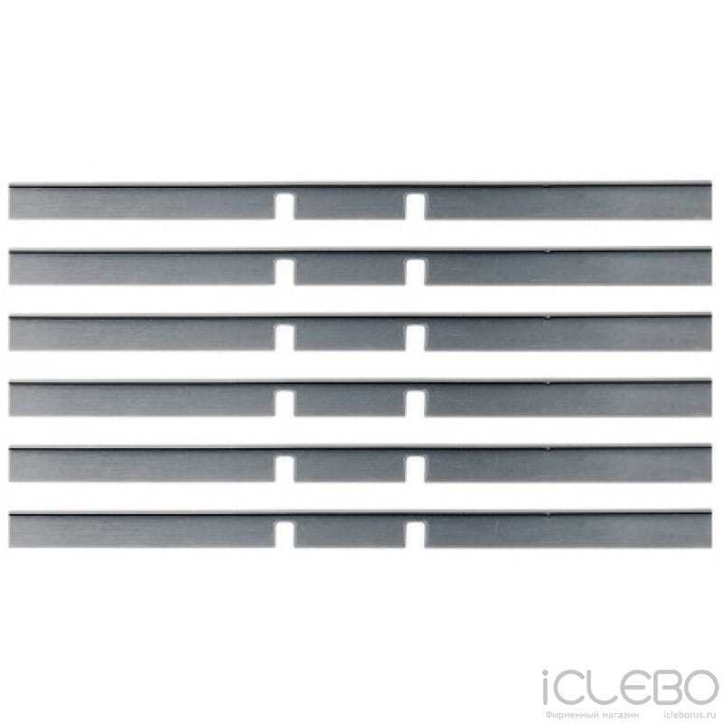 Резиновые лепестки щетки iCLEBO Omega