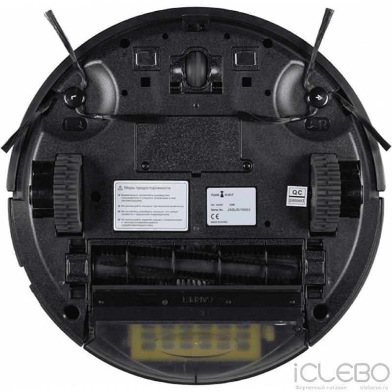 Робот-пылесос iClebo Arte Carbon