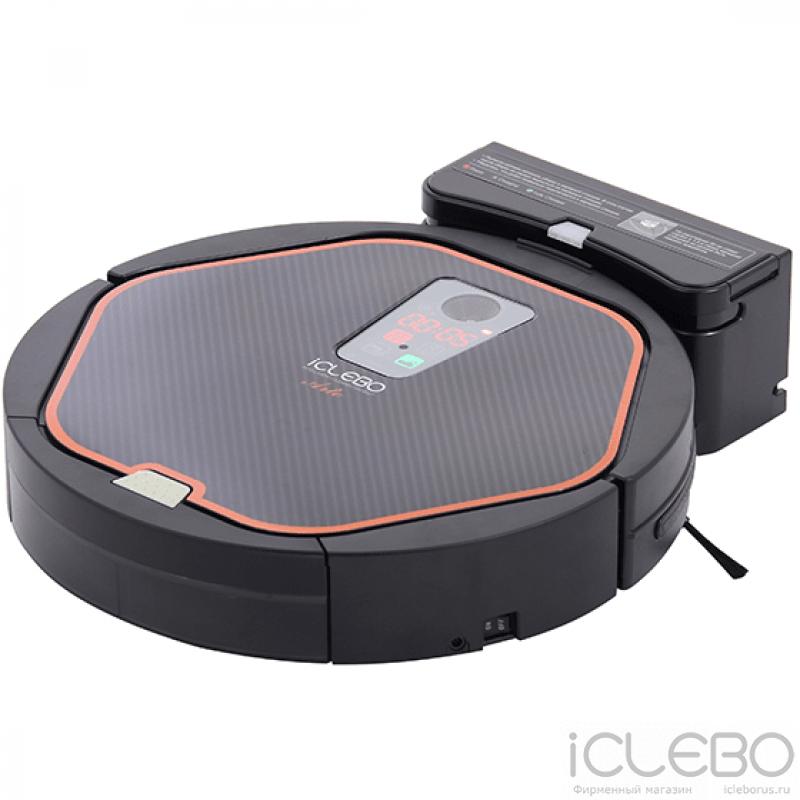Робот-пылесос iClebo Arte Carbon У1