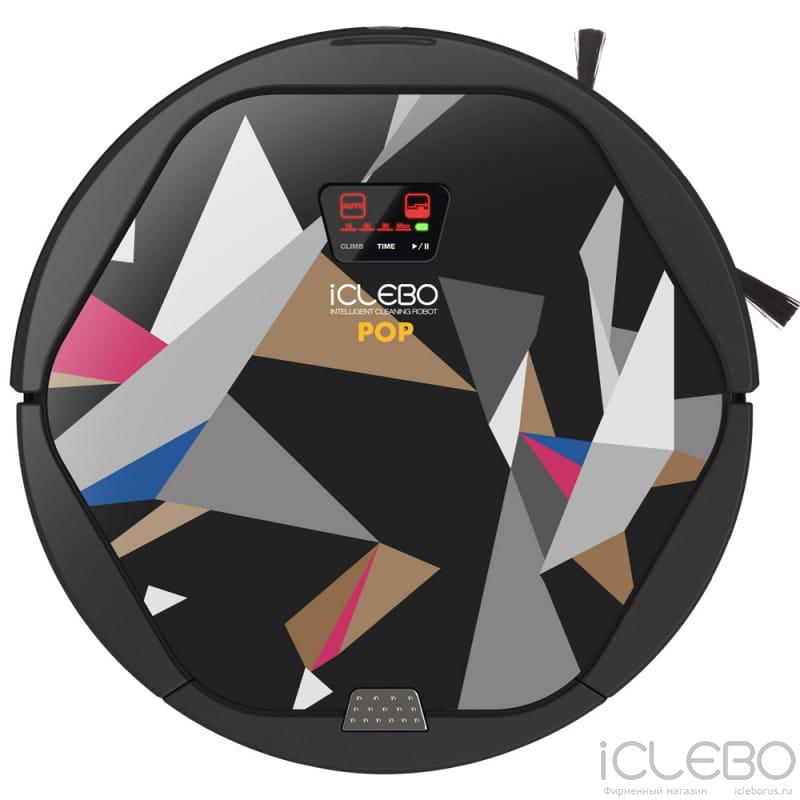 iClebo Pop Magic YCR-M05-P3 в фирменном магазине iClebo