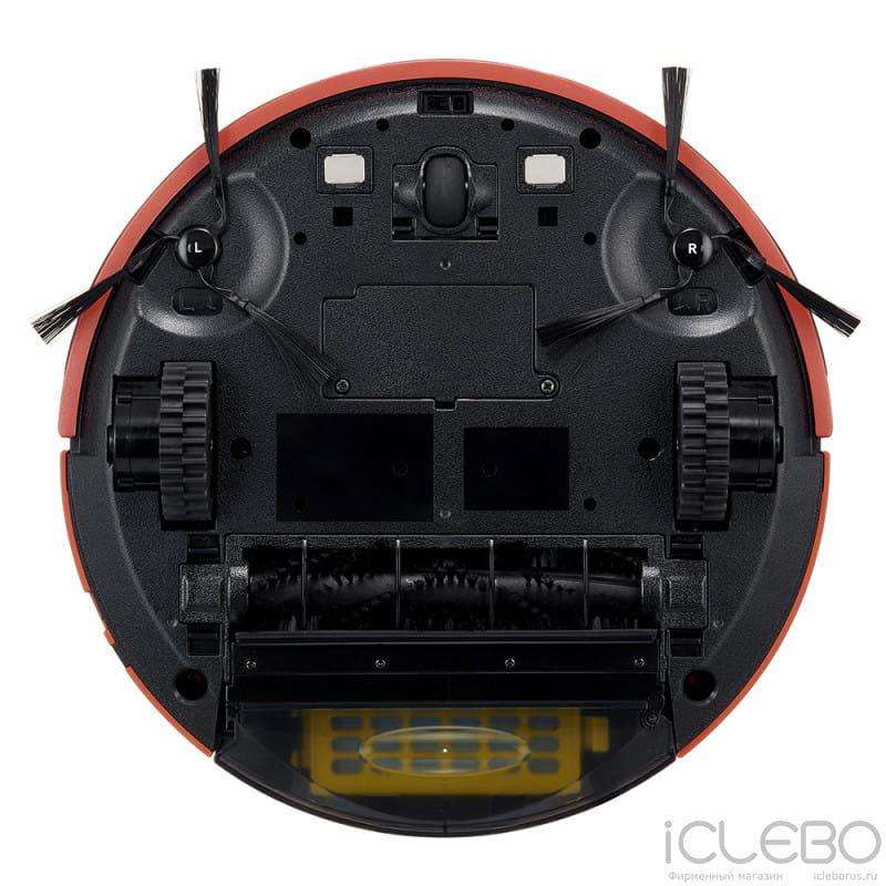Робот-пылесос iClebo Arte Ironman Edition