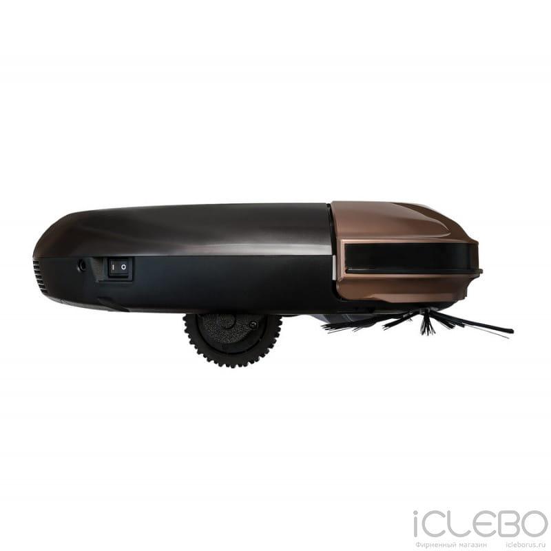 Робот-пылесос iCLEBO Omega Gold + Увлажнитель ультразвуковой Ballu UHB-190 в подарок!